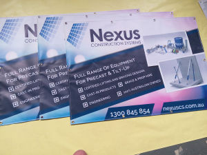 Good Quality and Cheap Price Custom Advertising Vinyl PVC Banner pictures & photos