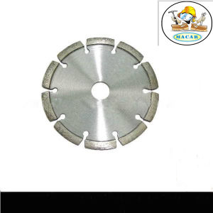 Circular Tuck Point Diamond Saw Blade for Cutting Stainless Steel pictures & photos