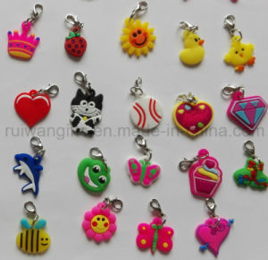 Wholesale Silicone Bracelet Charms for Children DIY Bracelets pictures & photos