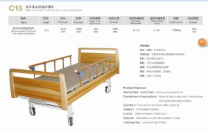 Indian Standard Electric Hospital Bed Adjustable Care Bed pictures & photos