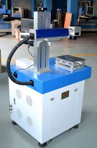 Fiber Marking Machine for Ring Marking pictures & photos