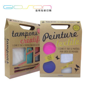 Kraft Paper Packing Bag/ Gift Packaging Bag pictures & photos