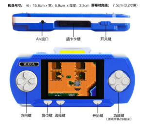 Color Screen Bluetooth Pvp Handheld Children′s Game Controller pictures & photos