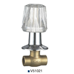 Bronze/Brass Stop Valve with Handles (V51021/V51022) pictures & photos