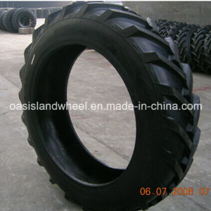 Farm Tractor Tire (13.6-38) with Tube Type pictures & photos