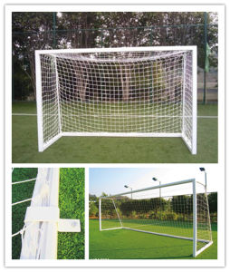 High Quality Aluminum Goal, Standard Football Goal pictures & photos