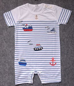 Baby Rompers in Bay Clothes pictures & photos