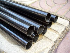 Good Modulus and High Strength Carbon Fiber Rod pictures & photos