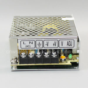 Ms-60-24 Minitype DIN LED Switching Power Supply with CE pictures & photos