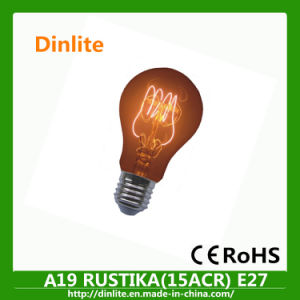 High quality A19 12ACR RUSTIKA bulb pictures & photos