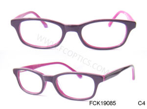 Nice Shape Eyeglasses for Smaller Girl Italian Occhiali pictures & photos