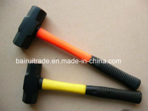 800g German Type Sledge Hammer with Fibre Handle pictures & photos