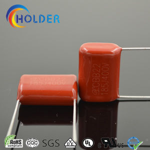 Metallized Ploypropylene Film Capacitor (CBB22 185/400) with Low Dissipation Factor, High Insulation Resistance pictures & photos