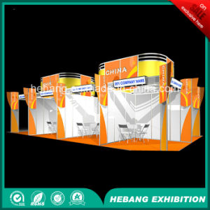 Hb-L00020 3X3 Aluminum Exhibition Booth pictures & photos
