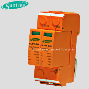 DC500V 20ka-40ka 2 Pole DC Surge Protection Device pictures & photos