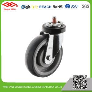 Shopping Cart Caster Wheel (D140-34E075X25) pictures & photos
