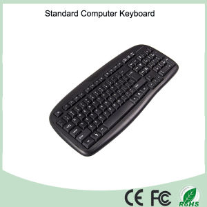 Computer Accessories Normal Wired USB Keyboards (KB-1988) pictures & photos