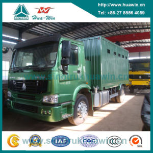 Sinotruk HOWO 266HP 4X2 Mobile Lubrication Truck pictures & photos