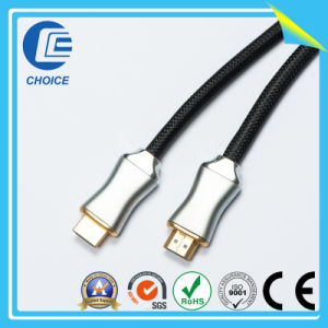 Male-Male Long HDMI Cable (HITEK-55) pictures & photos