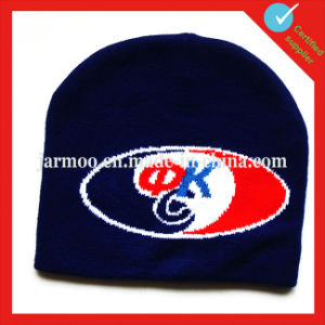 Warm High Quality Colorful Number Beanie pictures & photos