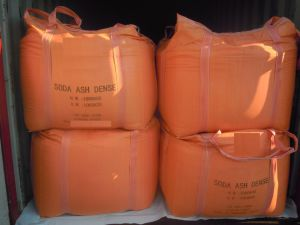 China Soda Ash Dense 1000kgs/ Jumbo Bag Packing (ZL-SA) pictures & photos
