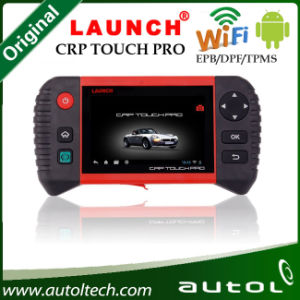 "Customed Launch Crp Touch PRO 5"" Android Full Diagnostic System Epb/DPF/TPMS/Oil Light/Battery Management Registration WiFi Scan pictures & photos"