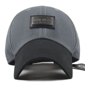 Promotional Wholesale Baseball Cap with Metal Plate pictures & photos