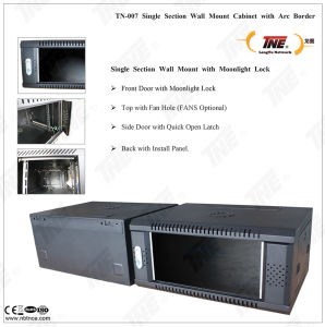 Wall Mounted Rack Cabinet with Perforated Borde (TN-007) pictures & photos