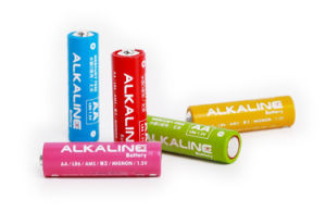 AA Lr06 Alkaline Dry Battery pictures & photos