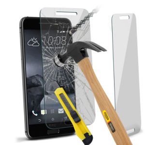 Premium Tempered Glass Film Screen Protector for All HTC One Desire pictures & photos