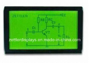 Graphic LCD Display Module with 128 X 64 Pixels, AGM1264f pictures & photos