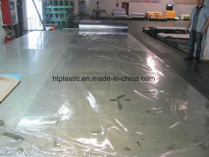 PVC Film Used for Packaging From 0.04-4.5mm Transparent pictures & photos
