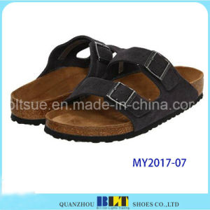 Double Strap Lightweight Nylon Sporty River Style Slippers pictures & photos