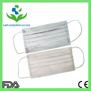 Face Mask Surgical Mask Disposable Mask PP Nonwoven Mask pictures & photos