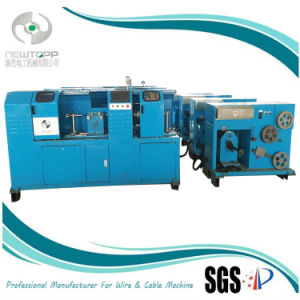 Horizontal Type Single/Double Taping and Wrapping Machine for Wire and Cable pictures & photos