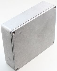 1590xx Pedal Electric Guitar Aluminum Die Cast Enclosure pictures & photos