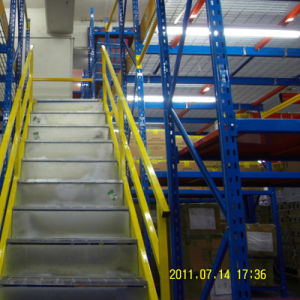 High Quality Mezzanine Racking pictures & photos