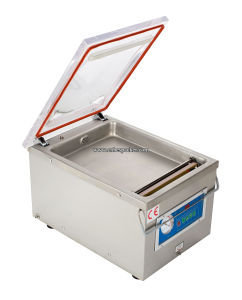 Table-Top Type Single Room Food Vacuum Packing Machine Vacuum Sealer pictures & photos