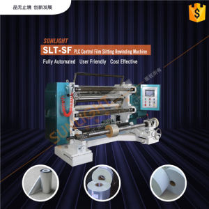 Jumbo Kraft Paper Film Roll Slitter Rewinder