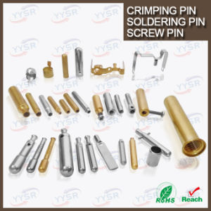 Yysr Professional Producer All Kinds Plug Brass Pins for Plug Insert pictures & photos