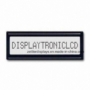 Character LCD Display Module 16 X 1-Line: Acm1601c Series pictures & photos
