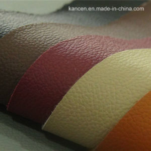 Eco-Friendly Car Seat Leather of CPU (KC-ZK04)