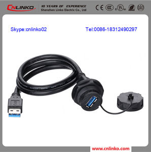 USB Cable Connector / USB 3.0 Type a Female Connector pictures & photos