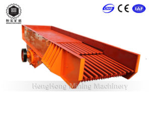 High Capacity Vibrating Feeder for Mining Processing pictures & photos