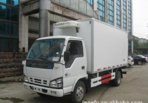 Isuzu 600p Single Row Light Van Truck (NKR77PLNACJAX) pictures & photos