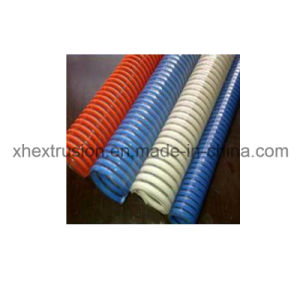 Customized Plastic Extruder for PVC Spiral Hose Production Line pictures & photos