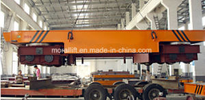 Heavy duty rail transfer electric flat vehicle for sale pictures & photos