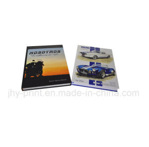 Full Color High Qaulity Case Book Printing Service (jhy-413)