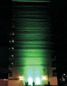 High Power 600W RGB Flood Light with Dali/DMX/PWM pictures & photos