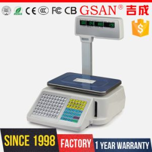 Print Scale Industrial Scale Digital Weighing Machine pictures & photos